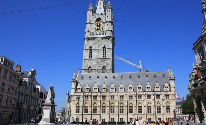 A Trip to the Belfort of Ghent