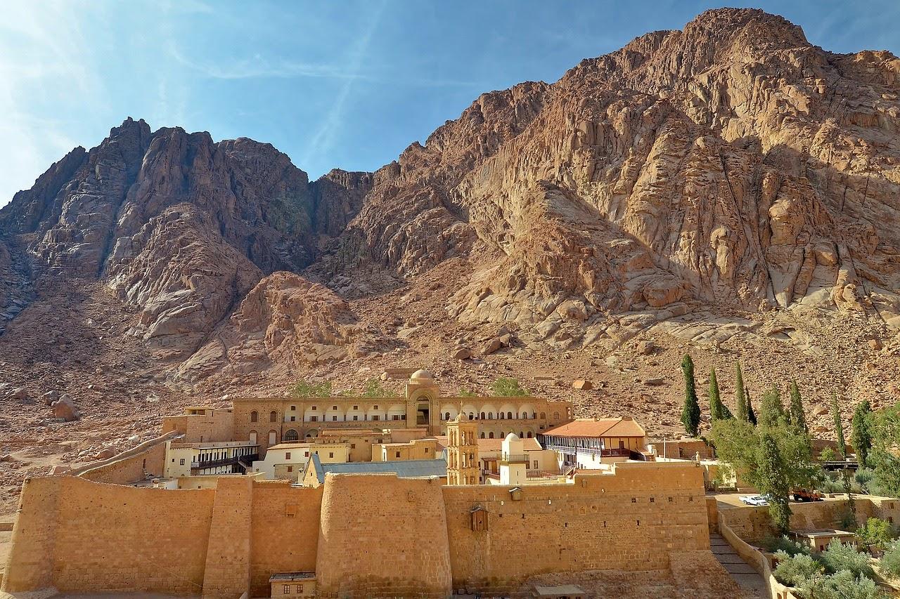 Trekking Adventure to Saint Catherine Monastery