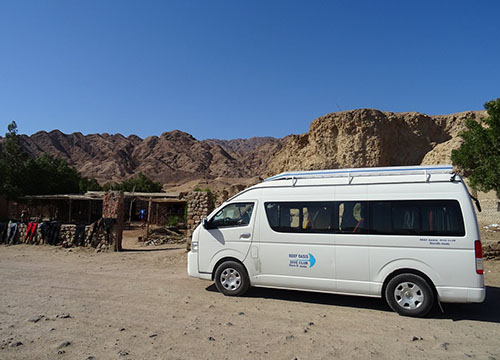 Blue Hole & Canyon Diving Experience in Dahab