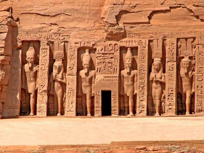 A Full-Day Tour Inside Abu Simble Temples