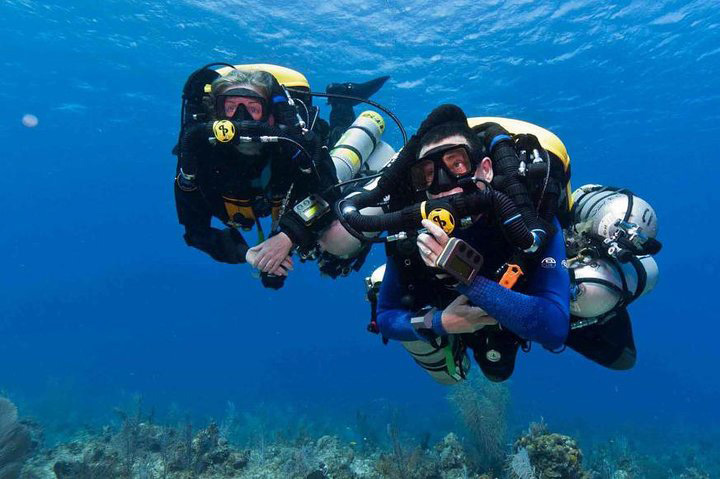 Advanced Open Water Diving Course in Hurghada